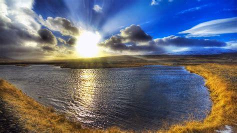 Sunset Reykjavik by Sfondo Quot Alba Luminosa Quot 1920 X 1080 Paesaggi Mare Montagna Immagine Foto Wallpaper