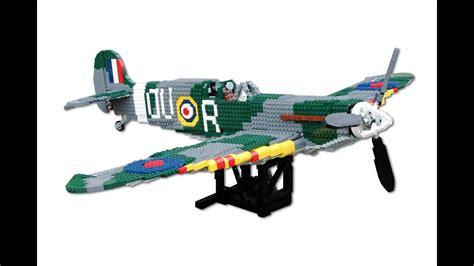 Ts Don Lego 1 lego 1 12 spitfire
