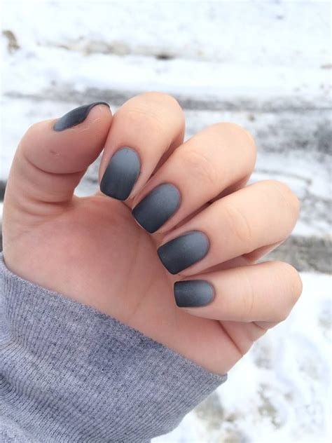 ombre pattern nails ombre matte nails walks design and nail design