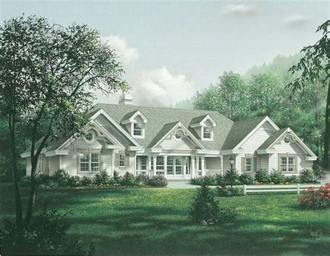 country dream homes country house plan with 2420 square feet and 4 bedrooms