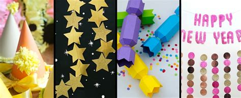 new year decorations paper crafts updated 130 resources for paper crafters the paper