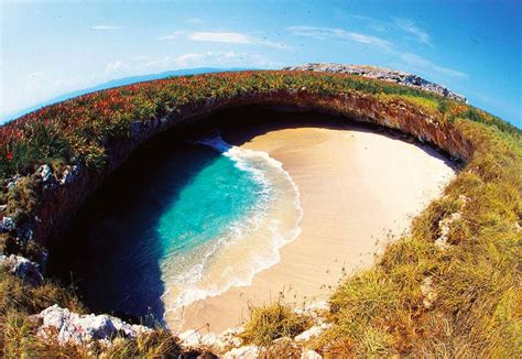 marieta islands hidden beach 7 breathtaking places you need to see before you die
