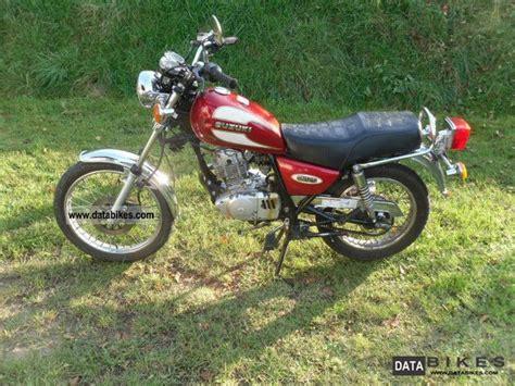 Suzuki 2000 Motorcycle Models 2000 Suzuki Gn 125