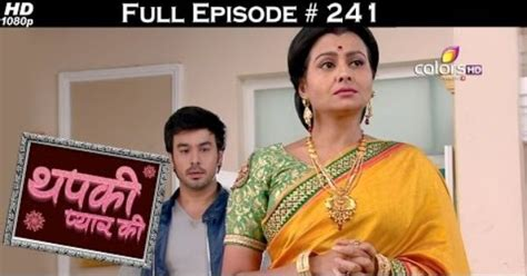film ggs episode 244 full thapki pyar ki 2nd march 2016 थपक प य र क full