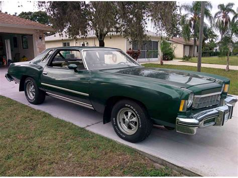 1975 chevrolet monte carlo 1975 chevrolet monte carlo landau for sale classiccars