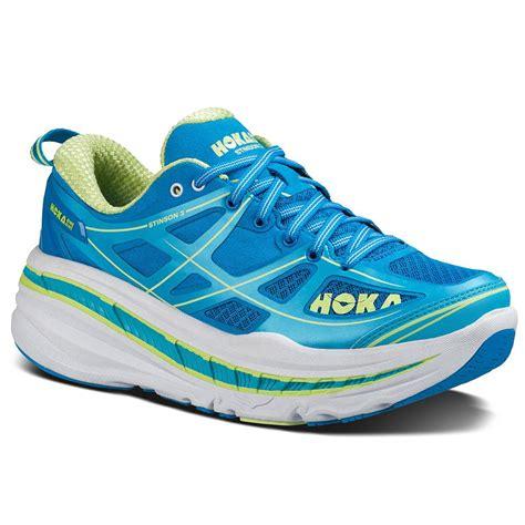 hokas running shoe hoka one one stinson 3 running shoe s run appeal