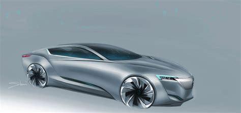 gmc sedan concept buick riviera concept sketch www imgkid com the image