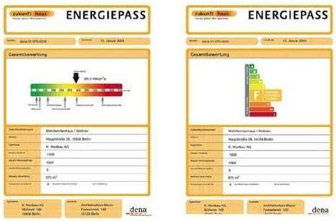 Energiepass Beantragen Pflicht Kosten Bei Wohnung Haus