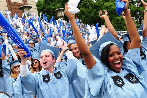 Columbia Mba Graduation by Commencement Week 2014 Columbia In The City