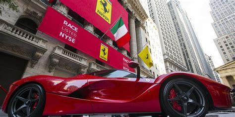 Ferra Top to list shares on italian stock market wsj