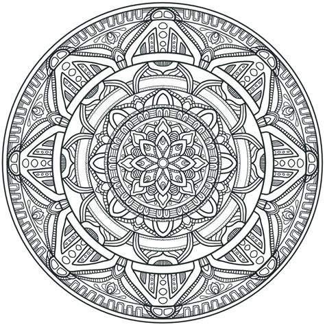krita circles mandala 3 by welshpixie on deviantart