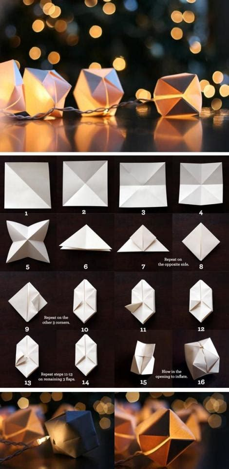 Make Your Own Paper Lanterns - make your own paper lanterns trusper