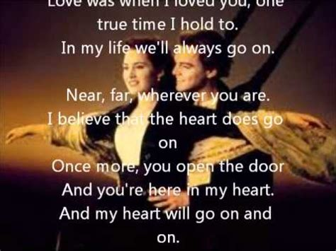 titanic song mp3 free download for mobile my heart will go on letra titanic ytpak