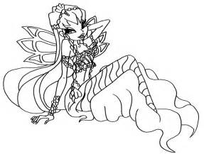 winx coloring pages winx mermaid coloring pages to print and for free