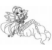 Winx Club Colouring Pages Believix  Free Coloring On Masivy