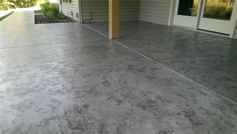 colors that work in concrete grey apartment decorative concrete tuscan slate acid stain antique overlay 573 216 0930 lake ozark