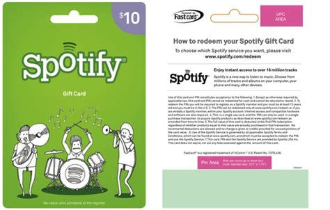 Spotify Gift Card Amazon - use amazon gift card spotify