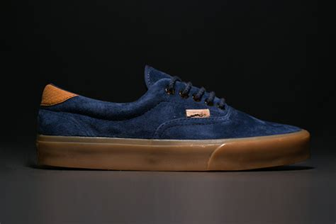 Kaos Vans Pocket Flag Premium by Vans California Era 59 Gum Sole Pack Hiconsumption