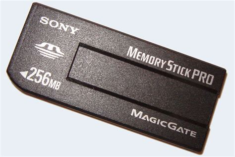 Sonys Pink Memory Stick Micro by Memory Card Specifications