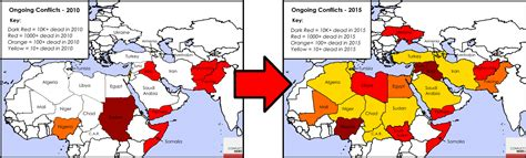 middle east war zone map travelling to a potential conflict zone safety assessment