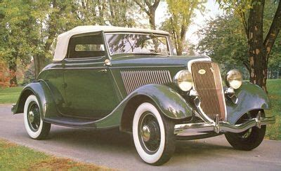 great cars a field guide to classic models from 1950 to 1970 books 1934 ford deluxe roadster howstuffworks