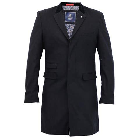 new year wool jacket mens wool mix jacket cavani trench coat slim fit