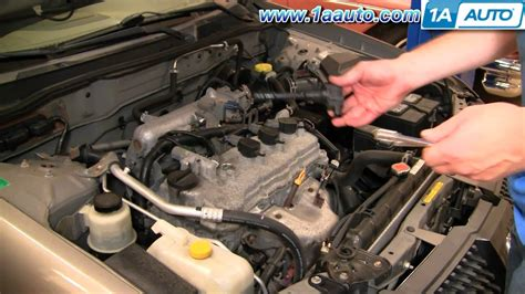 2001 nissan sentra ignition coil problem how to install replace ignition coil nissan sentra 2 5l 02