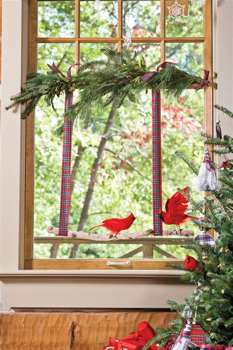 window spraysnowglo christmas windowdecoration 100 fresh decorating ideas southern living