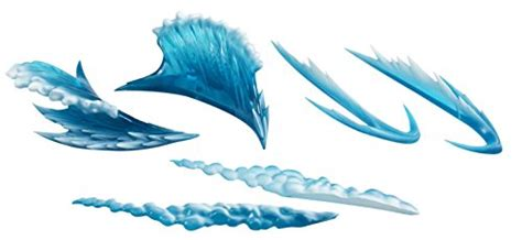 Tamashii Effect Wave Clear Misb Ori New Bandai Indo bandai tamashii nations effect wave blue by deals