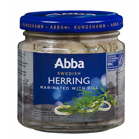 Abba Detox Shoo Reviews by Abba Dillsill Herring Marinated With Dill 240g From Ocado