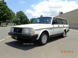 1993 Volvo 240 Wagon Buy Used 1993 Volvo 240 Base Wagon 4 Door 2 3l 1 Owner 3