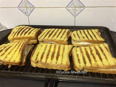 mozzarella in carrozza light ricetta leggera senza frittura