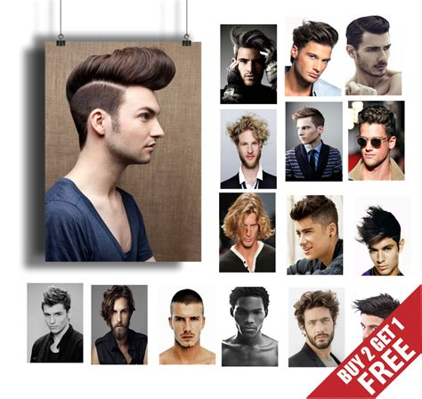 posters of hair braiding styles for hair salon best men hair salon poster collection a3 a4 2015 men