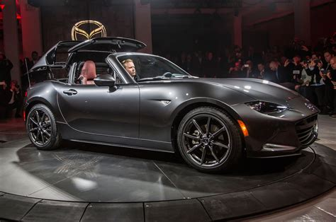 Mx 5 Miata Rf by See The 2017 Mazda Mx 5 Miata Rf S Folding Top In