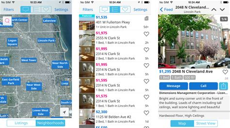 best apartment and home rental apps for iphone find your