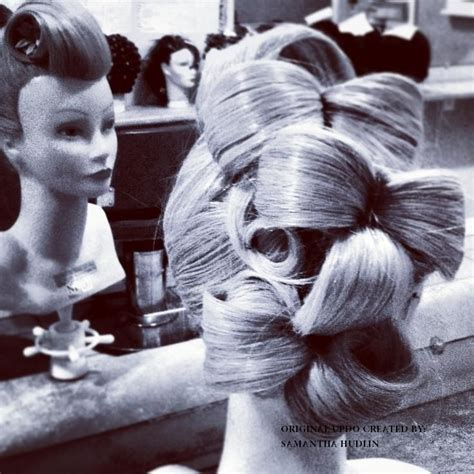 69 Vintage Inspired Updos For by 46 Best Images About Mannequin Hairstyles On