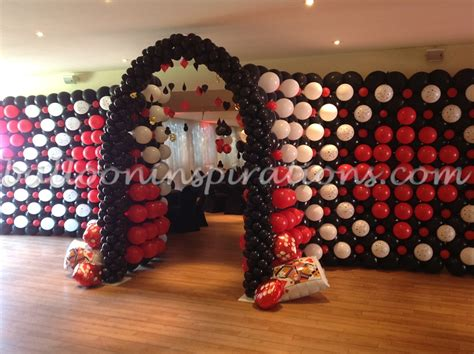 Prom Decorations Uk by Balloon Inspirations Networkedblogs By Ninua