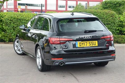 Audi A4 Avant S Line 2 0 Tdi by Used Audi A4 Avant S Line 2 0 Tdi 150 Ps 6 Speed For Sale