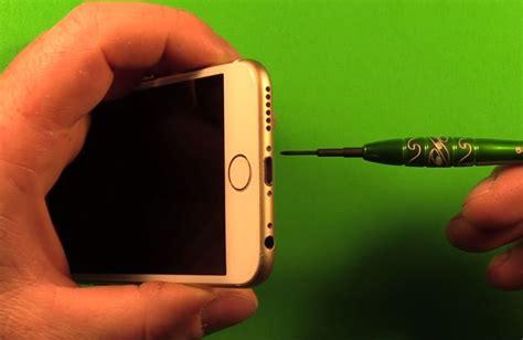 apple iphone  microphone   working static