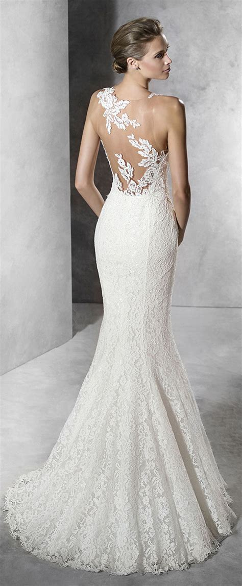 Pronovias Wedding Dresses 2016 Collection Part 1