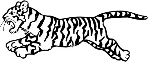 coloring pages siberian tiger free tiger coloring pages