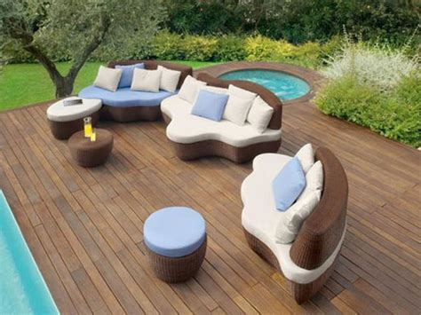 unique outdoor furniture images landscaping gardening