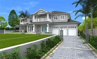 architect design 3d concept htons style st ives