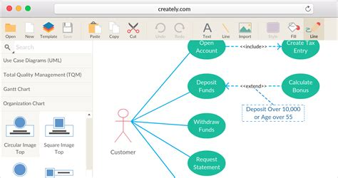 diagram business diagram software with real time collaboration creately