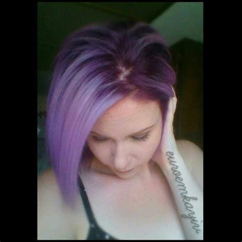 deep velvet violet hair dye african america my purple hair vidal sassoon deep velvet violet on the