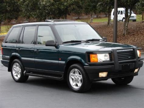 how to work on cars 1997 land rover discovery spare parts catalogs sell used adventuremotorcars presents 1997 range rover 4 6hse only 39k miles in birmingham