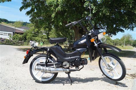 50ccm Motorrad Mit Mofa Führerschein by Motorrad Occasion Kaufen Sachs Mofa Pony Cross 521