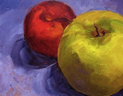 painting for mac apple and plum still fruit painting kitchen by