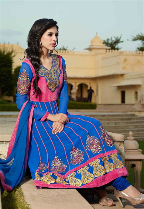 hairstyles for long hair on salwar suits hairstyles to wear with pakistani salwar kameez indian