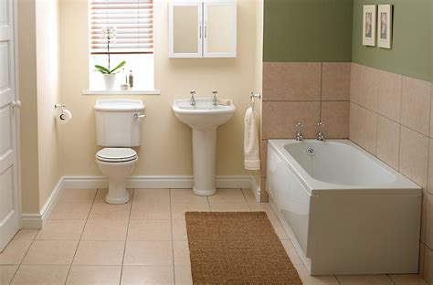 Bathtubs Pictures by Romsey Bathroom Suites Bathroom Departments Diy At B Q